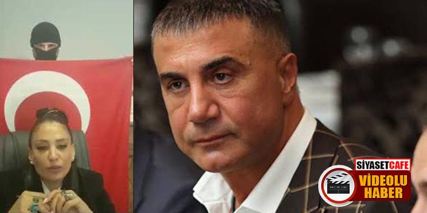 Sedat Peker'i tehdit eden Güniz Akkuş hakkında karar verildi