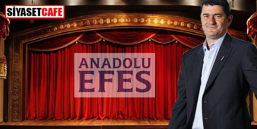 Tiyatrolara Anadolu Efes'ten önemli katkı