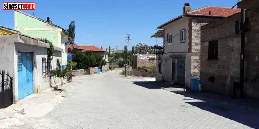 Kayseri'de taziyeye giden kadın korona bulaştırdı! 30 ev karantinaya alındı