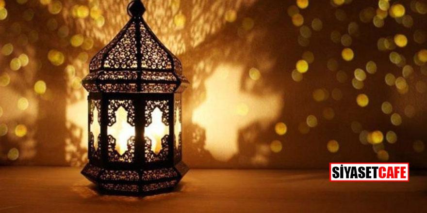 Ramazan Bayramı hangi tarihlerde kutlanacak? Ramazan Bayramı kaç gün sürecek?