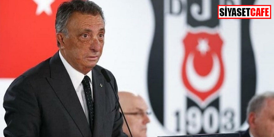 Beşiktaş'ın başkanı tedavisiyle ilgili bilgi verdi