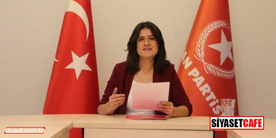 Vatan Partisi, HDP'ye kayyum desteği verilmesine tepki gösterdi!