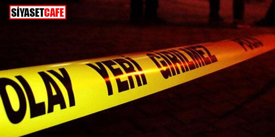 İzmir'de park içinde esrarengiz ölüm