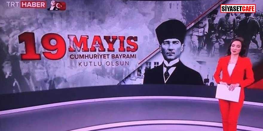 TRT'den büyük hata: Bayramın ismini yanlış yazdılar