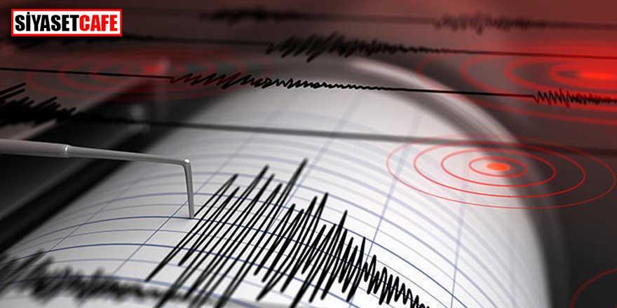 Akdeniz'de korkutan deprem! İki yerde hissedildi