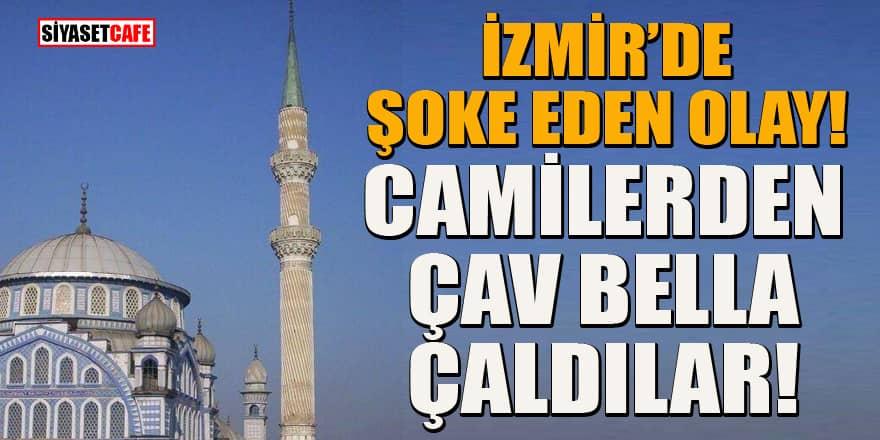 İzmir'de skandal olay! Cami hoparlörlerinden 'Çav Bella' çaldılar!
