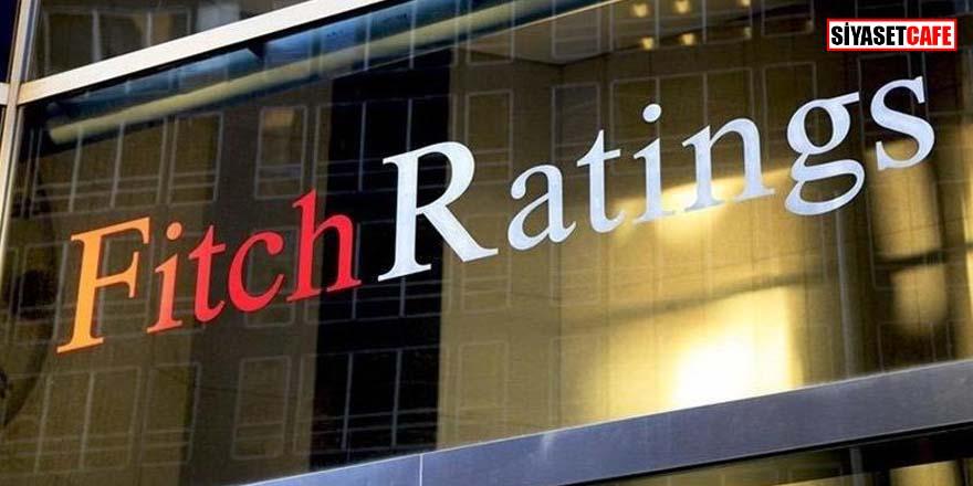 Fitch Türkiye'deki 9 bankanın notunu düşürdü!