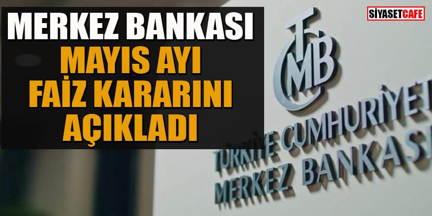 Son dakika! Merkez Bankası faiz kararını duyurdu
