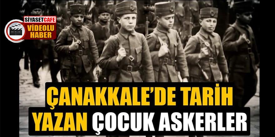 Youtube video: Çanakkale'de Tarih Yazan Çocuk Askerler