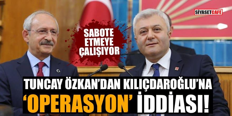 Abdulkadir Selvi'den çarpıcı iddia: Tuncay Özkan, Kılıçdaroğlu'nu sabote ediyor