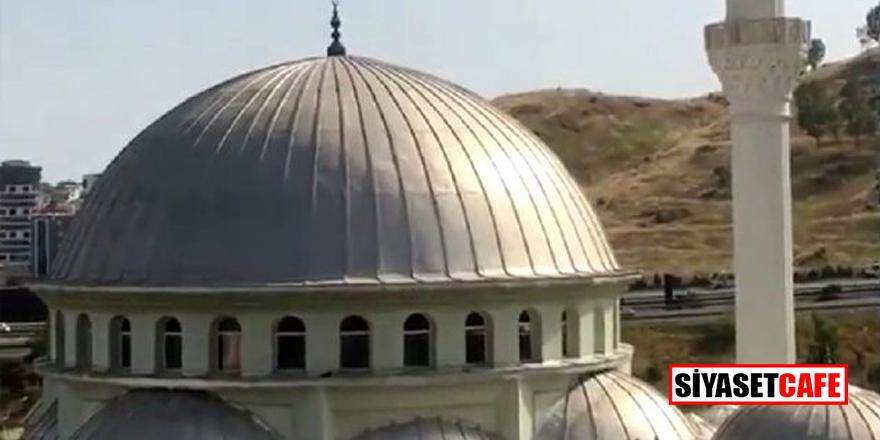 Camilere yapılan alçak saldırıda yeni gelişme!