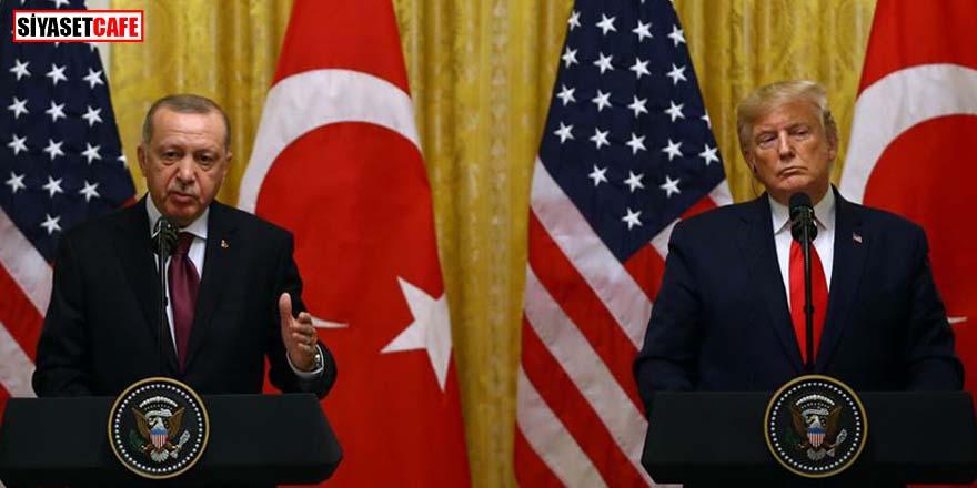 Erdoğan ile Trump arasında kritik görüşme