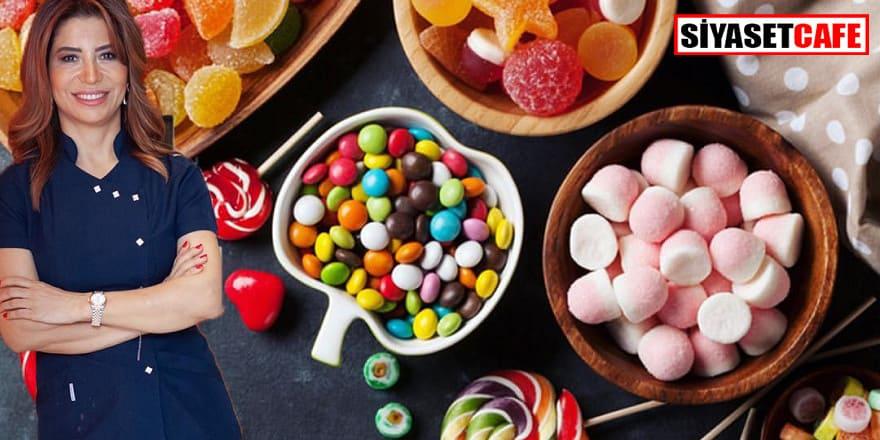 Bayram şekerleri ağız sağlığınızı tehdit edebilir