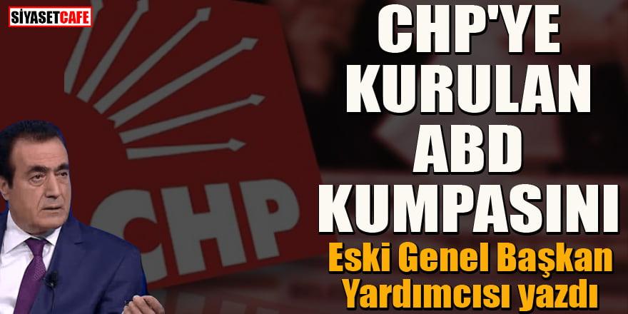 Eski CHP Genel Başkan yardımcısı Yılmaz Ateş: CHP'ye ABD kumpas kurdu