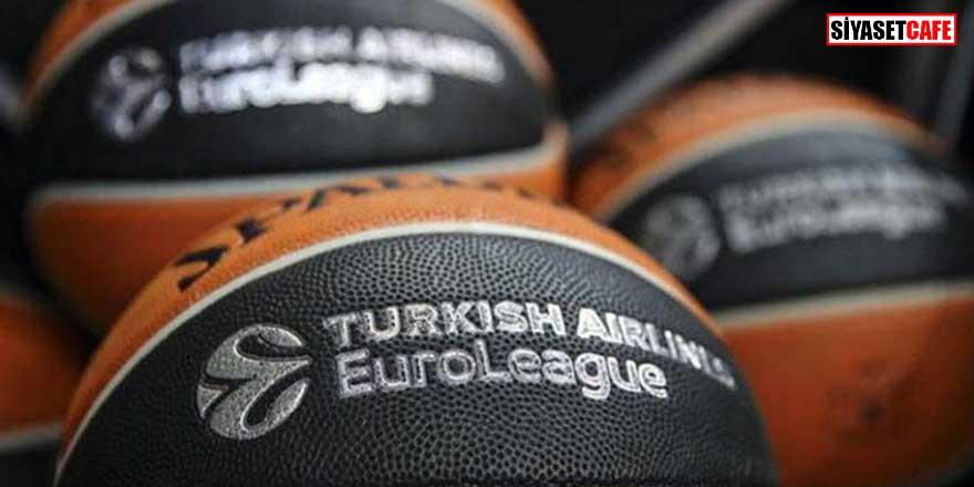 THY EuroLeague ve EuroCup iptal edildi