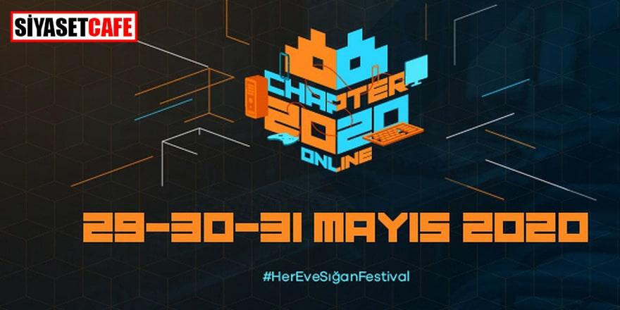 Türkiye'nin oyun ve gençlik festivali Chapter için son 3 gün