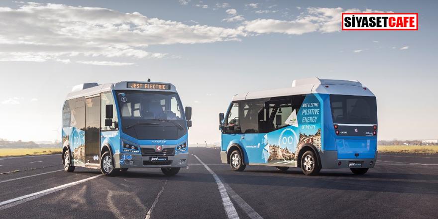 Karsan, Portekiz'de toplu taşıma ihalesi kazandı