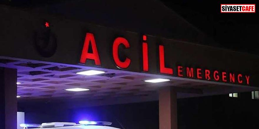 Düzce'de şoke eden olay! Cinsel organını kesip 112'yi aradı