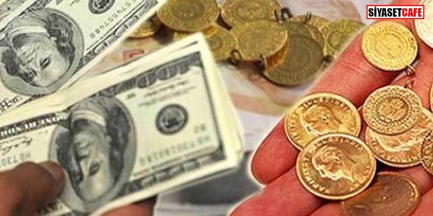 Dolar ve gram altında sert düşüş