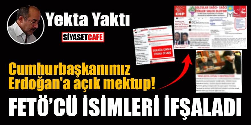 Yekta Yaktı yazdı: Cumhurbaşkanımız Erdoğan'a açık mektup!