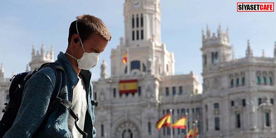 İspanya'dan koronada umutlandıran haber! Sadece 1 kişi öldü