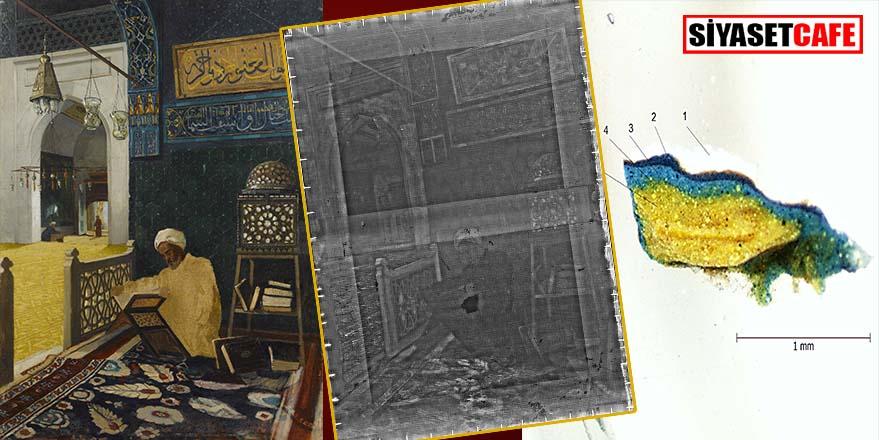 Osman Hamdi Bey'in tablolarının sırrı deşifre oluyor