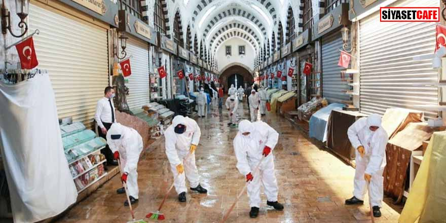 Tarihi Mısır Çarşısı 1 Haziran'da tekrar açılıyor