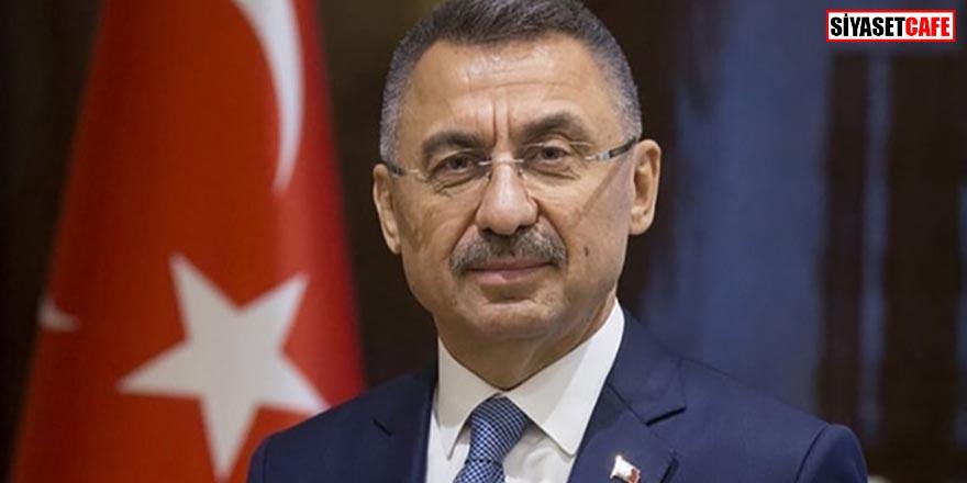 Cumhurbaşkanı Yardımcısı Oktay, Azerbaycan Cumhuriyeti'nin kuruluşunu kutladı