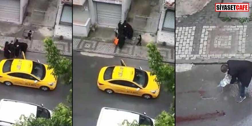 Kocaeli'de doğum yapan kadını araçtan atan taksici gözaltına alındı