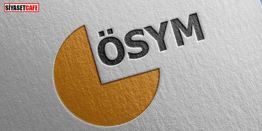 ÖSYM'den YSK ve MSÜ'de 'sınav yeri değişikliği' hakkında açıklama