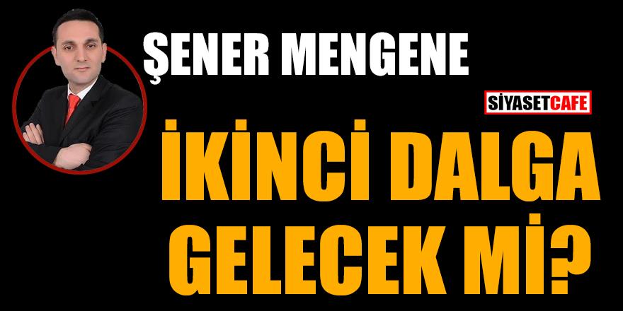 Şener Mengene yazdı: İkinci Dalga