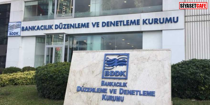 BDDK ceza yağdırdı! 18 bankaya 102 milyon lira para cezası