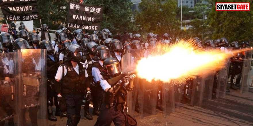 Ulusal Güvenlik Yasası Çin'in özerk bölgesini karıştı!