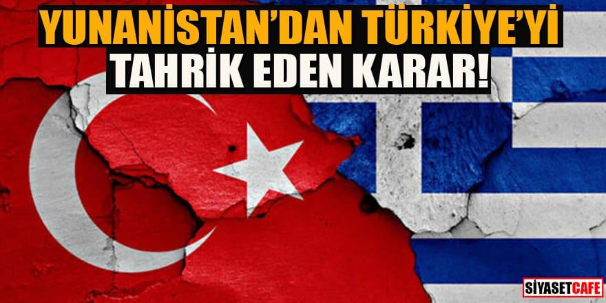 Yunanistan Türkiye hariç tüm komşulara sınırını açtı