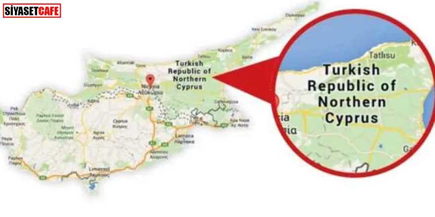 Google KKTC'yi haritaya dahil etti!