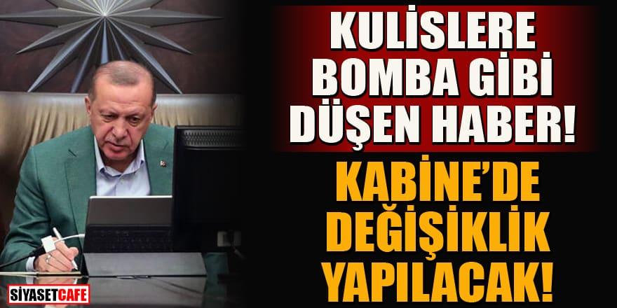 """Bomba kulis haber: """"Soylu ve Yıldırım Erdoğan'ın yardımcısı olacak"""" iddiası"""