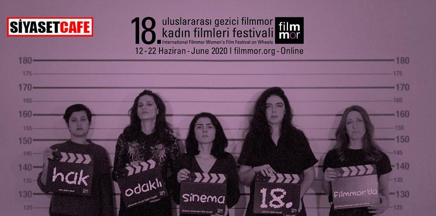 Filmmor Kadın Filmleri Festivali online yapılacak!