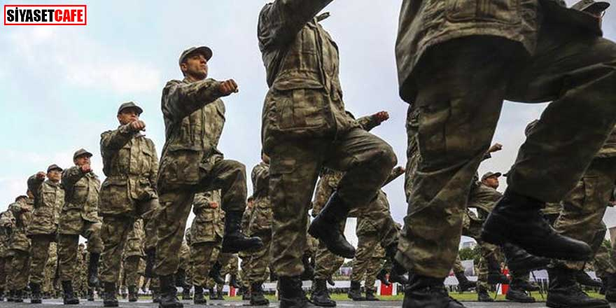 MSB'den askere gidecekler hakkında açıklama
