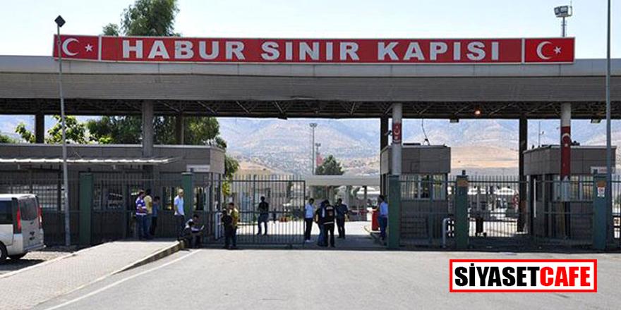 Koronaya karşı kapatılan 2 sınır kapısı yeniden açılıyor