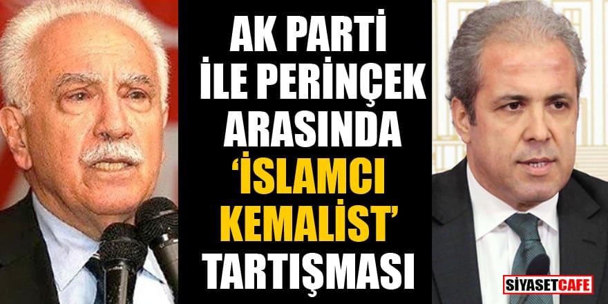 Ak Parti ile Perinçek arasında 'İslamcı Kemalist' tartışması
