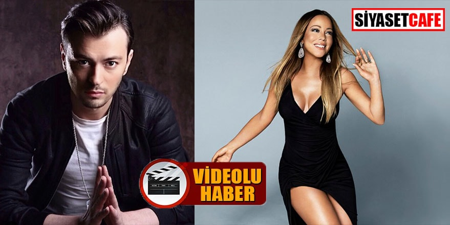 Mariah Carey Türk şarkıcının şarkısına talip