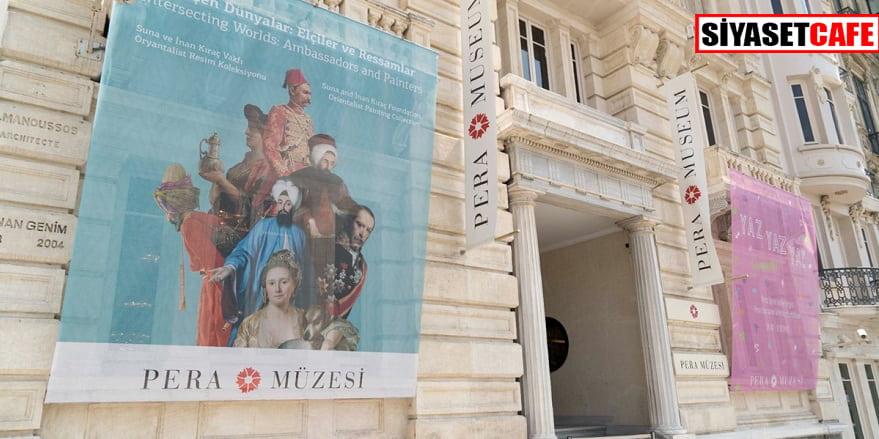 Pera Müzesi ve İstanbul Araştırmaları Enstitüsü yeni döneme hazır