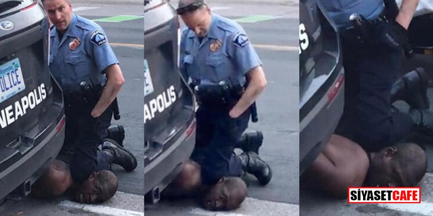 Floyd'u öldüren polis hakkında yeni gelişme!