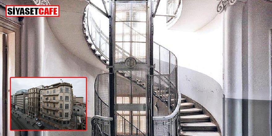 İş Bankası'nın tarihi binası resim müzesi olmaya hazırlanıyor