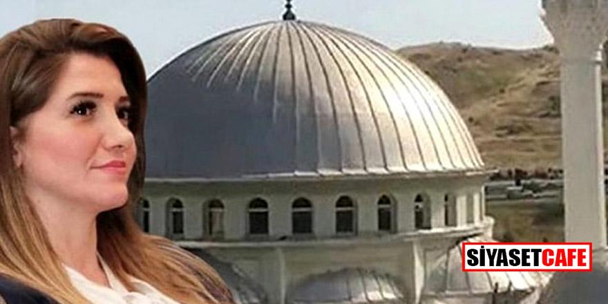 Cami skandalını paylaşan kadın için istenen ceza belli oldu