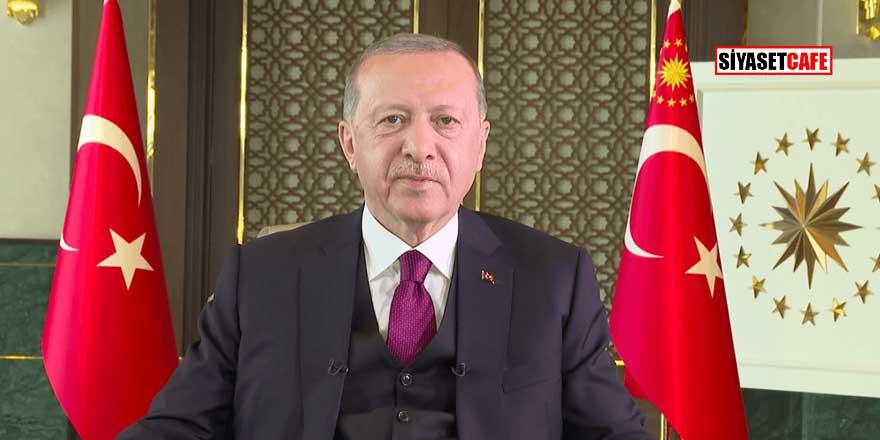 Erdoğan'dan Küresel Aşı Zirvesi'nde kritik açıklamalar