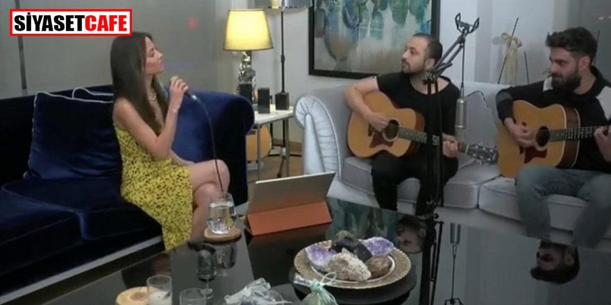 Derya Uluğ'dan müzik ziyafeti