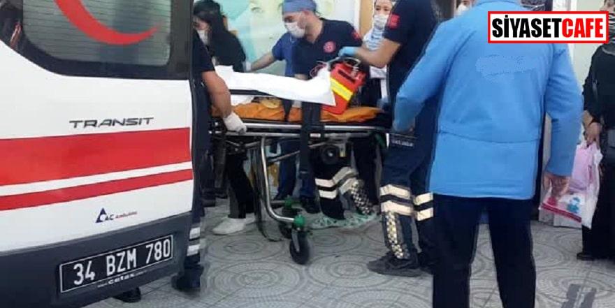 7 yaşındaki çocuk minibüsün kurbanı oldu