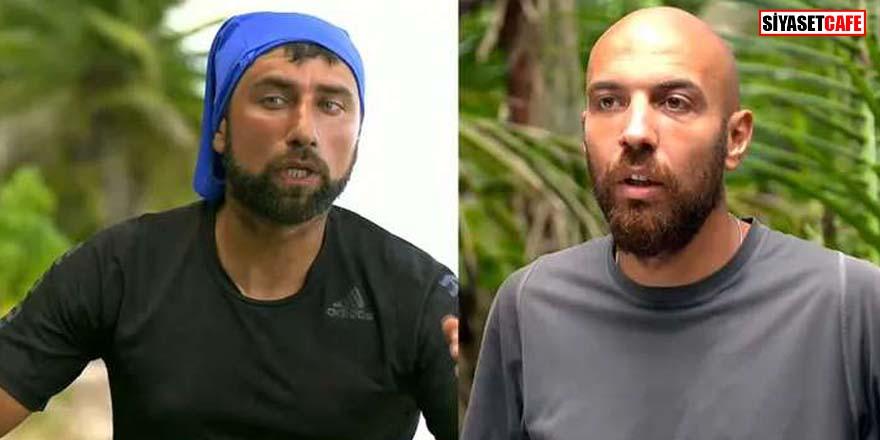 Sercan ve Yasin kavgası olay oldu! Survivor'da ilk çeyrek finalist kim oldu?
