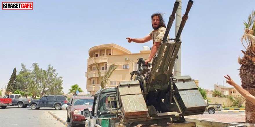 Libya Ordusu'ndan 'Zafer Yolları' harekatı